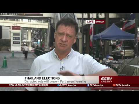 Thailand's Elections Wrapped Up Sunday