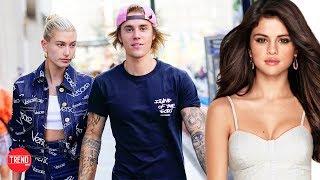 Periodista le preguntó a Selena Gomez sobre el compromiso de Justin y así reaccionó