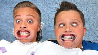 Teens React To Getting New Braces!!