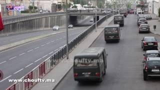 في يوم عيد الفطر.. شاحنات عسكرية تجوب شوارع البيضاء |