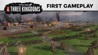 Total War: THREE KINGDOMS - E3 Gameplay Reveal
