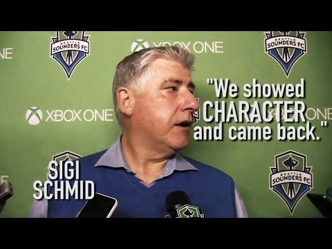 Interview: Sigi Schmid at Chivas USA