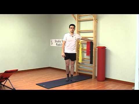Protocollo esercizi per il ginocchio