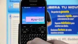 Liberar Nokia E72, Desbloquear Nokia E72 De Movistar