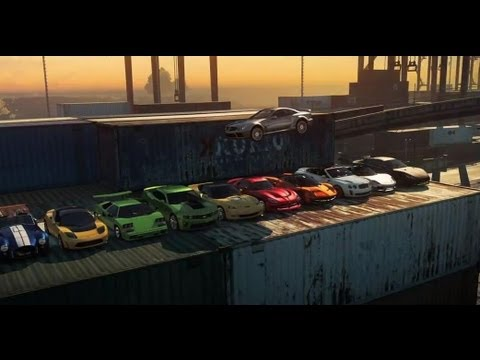 Need For Speed Most Wanted 2012 Episode 22 Zonda R Multiplayer