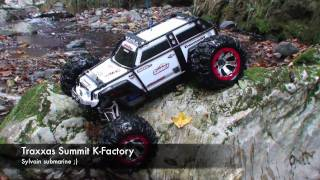 Traxxas Summit crocodile