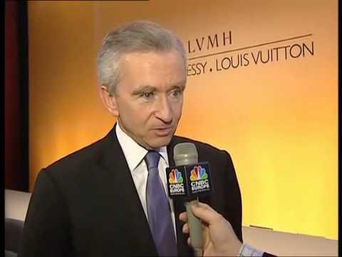Bernard Arnault Chmn   CEO, LVMH