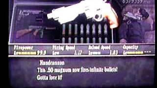 Resident Evil 4 Como Liberar Todas As Armas Especiais