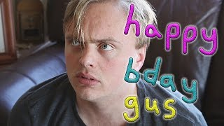 Gus' Birthday