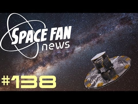 Espresso in Space! Gaia overcomes obstacles & Hubble aids New Horizons! SFN 138