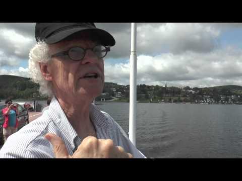 Tour du Témis 2 :Traversée du lac Témiscouata