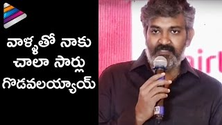 SS Rajamouli Reveals his Issues with Baahubali 2 VFX Team ..
