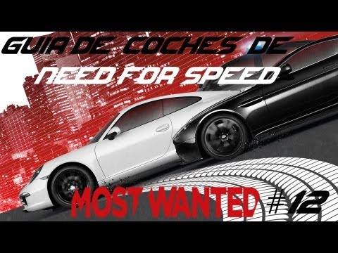Guía de coches Need for Speed Most Wanted - 12 - Bentley Supersports