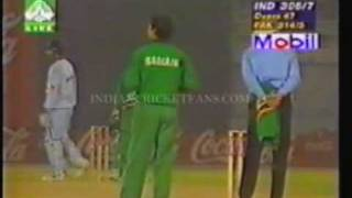 THE FINAL IND V.S PAK INDEPENDENCE CUP 988/9