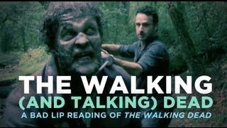 The Walking Dead - Bad Lip Reading