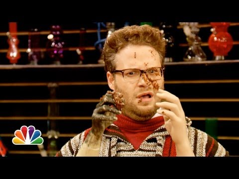 Real People, Fake Arms with Seth Rogen and Jimmy Fallon, Part 2 (Late Night with Jimmy Fallon)