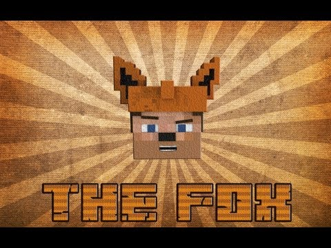 The Fox [MineCraft Style (without a music!)]