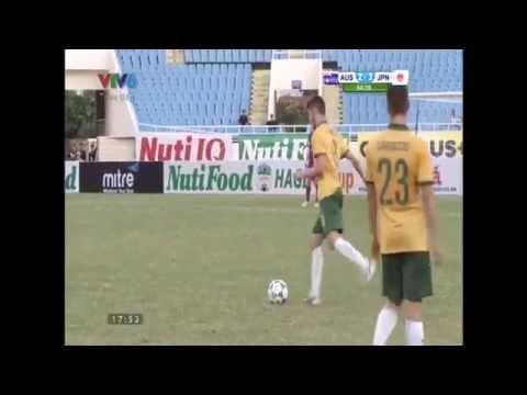Trực tiếp U19 Australia vs Nhật Bản