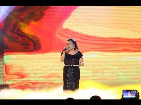 Vietnam Idol 2013 - Gala Trao Giải - Sao ta lặng im - Minh Thùy