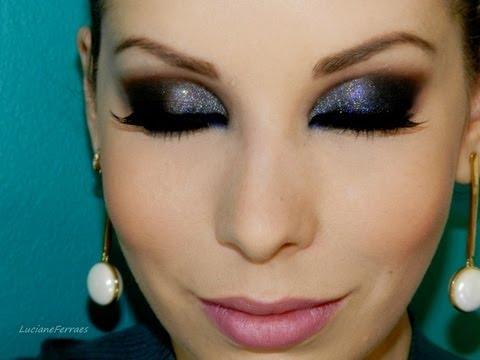 Maquiagem para casamento a noite em mulheres lindas