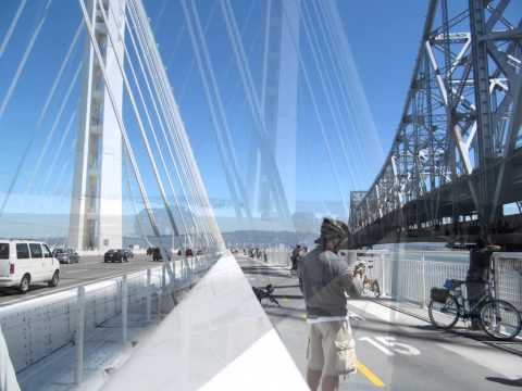 New Bay Bridge Bike Trial to End Video