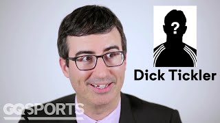 John Oliver : Crazy Soccer Names, Real or Fake?