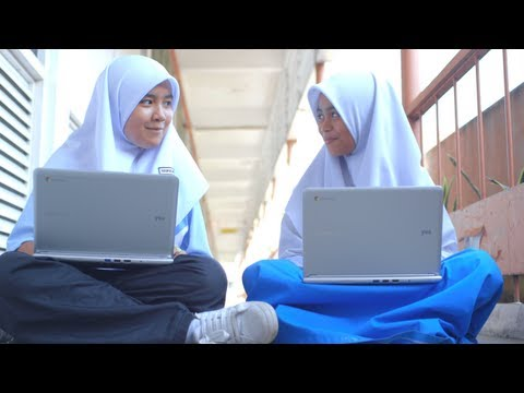 For Malaysia: Bringing Google Apps and Chromebooks to the classroom