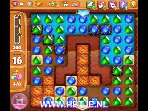 Diamond Digger Saga level 391