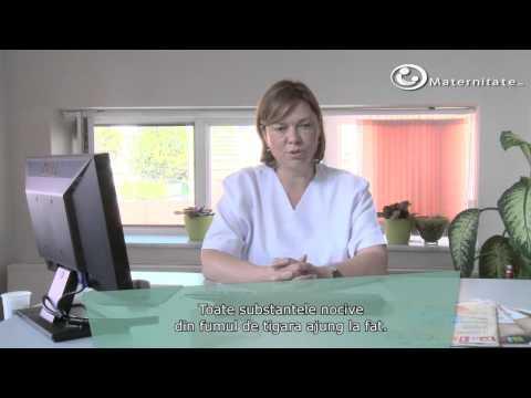 Fumatul in timpul sarcinii