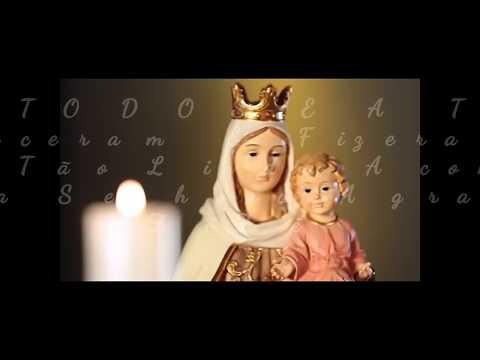 Coroação N. Sra. do Carmo - Colômbia