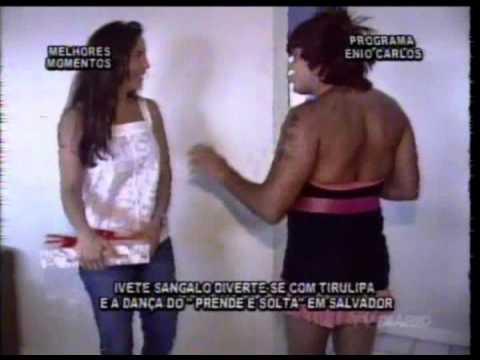 Tirulipa entrevista Ivete Sangalo