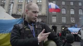 Ruși pe Euromaidan #Kiev (ru)