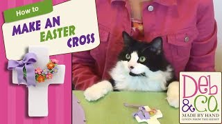 Polymer Clay Tutorial How To Make An Easter Cross