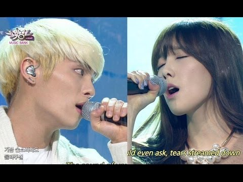 Music Bank with Eng Lyrics | 뮤직뱅크 (2014.03.01)