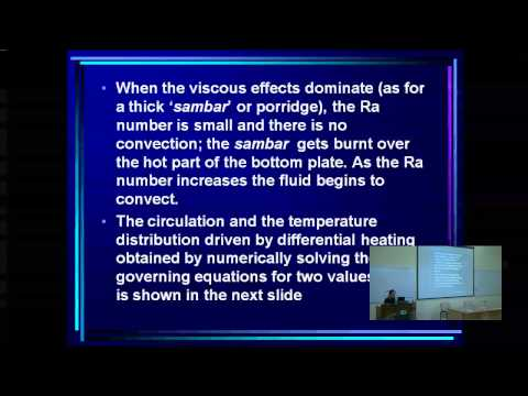 Monsoon and Climate Change - Prof. Sulochana Gadgil (30-01-2014)