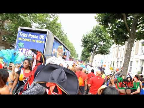 Notting Hill Carnival Monday 2012
