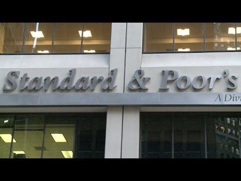 Standard & Poor's reduz nota da França para 'AA'