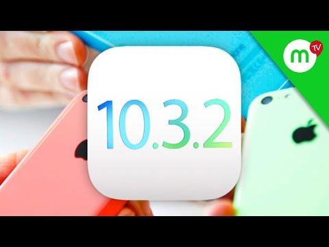 REVIEW iOS 10.3.2 Có gì mới? iPhone lock có nên nâng cấp? | MangoTV