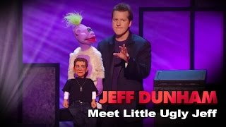 """Meet Little Ugly Jeff"" 