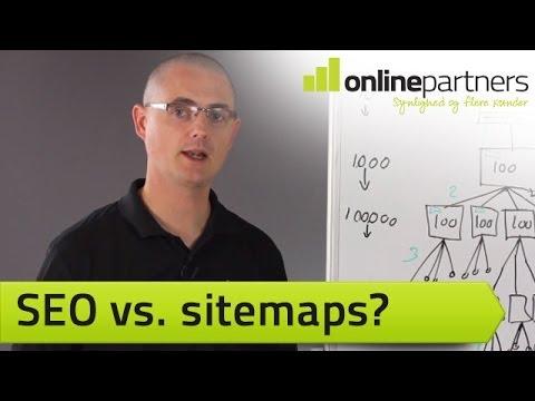 Få maksimal SEO-udbytte med HTML-sitemaps på dit website