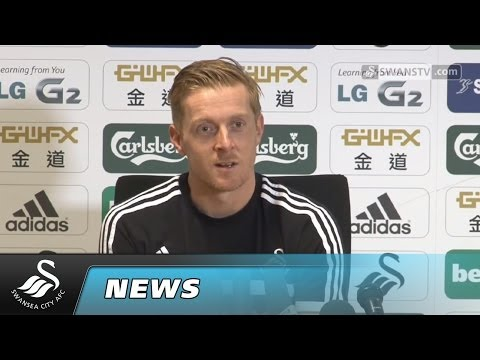 Swansea City Video:Garry Monk's Everton preview