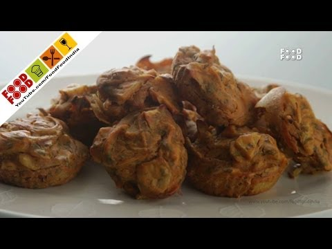 Baked Pakore | Food Food India - Fat To Fit | Healthy Recipes