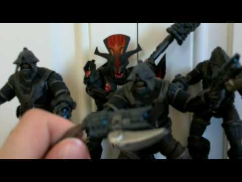 Halo Minimates Series 3 Halo 3 Series 2 Brute Stalker