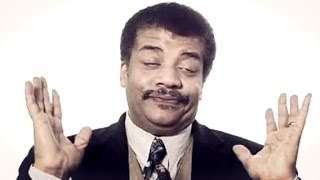 Neil Degrasse Tyson in Slow Motion