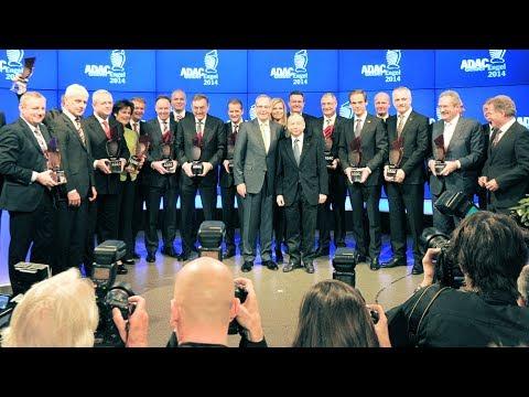 ADAC Gelber Engel - Gewinner des Jahres 2014