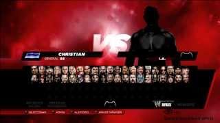 WWE 2k14 En Español Menu, Desbloqueables,Modos Y Online