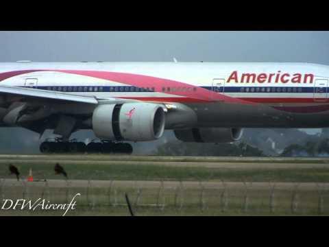Dallas/Fort Worth International Airport Spotting: October 14, 2013