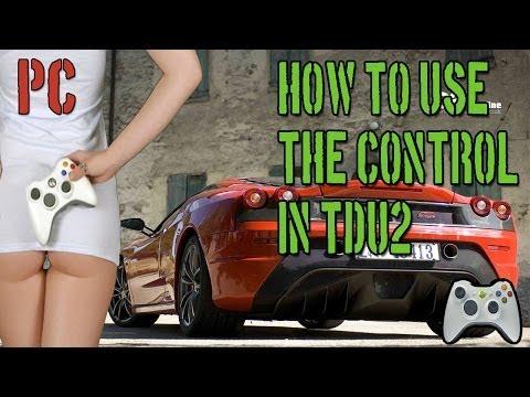 Tdu2 Controle Xbox360 No Pc