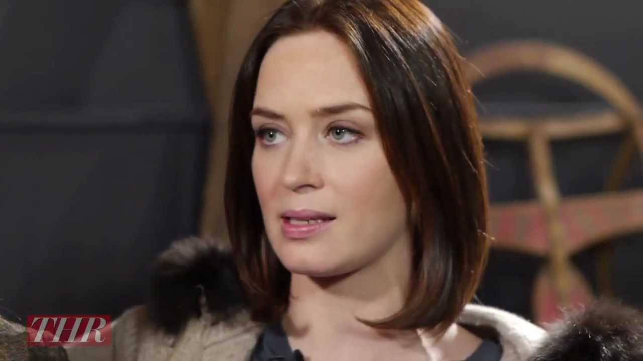 Emily Blunt and Rosema...