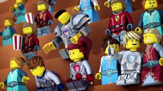 LEGO NEXO KNIGHTS - webizoda 6 - Aaronov súboj
